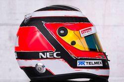 Helm von Nico Hülkenberg, Sauber F1 Team
