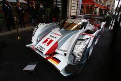 De 2012 Le Mans winning Audi R18