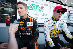 Ryan Hunter-Reay e Jamie McMurray