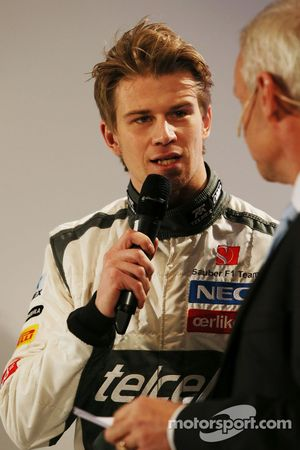Nico Hülkenberg, Sauber