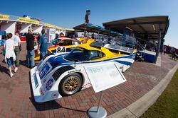 Exibição das Lendas de Daytona