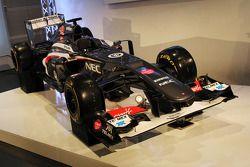 La nouvelle Sauber C32