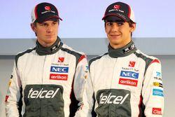 Nico Hülkenberg und Esteban Gutierrez