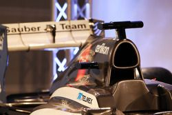 Sauber C32: Motorhaube