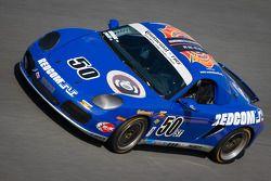 #50 Berg Racing Porsche Boxster: David Quinlan, John Weisberg
