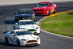 #71 Multimatic Motorsports Aston Martin Vantage: Tonis Kasemets, Michael Marsal, #55 Multimatic Moto