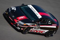 #92 HART Honda Civic SI: Steve Eich, John Schmitt