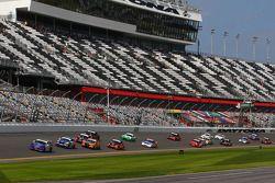 Groene vlag ST Class Continental Tire Sports Car Challenge Grand-Am 200