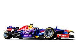 El Red Bull Racing RB9 deSebastian Vettel