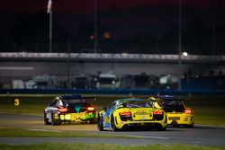 #68 TRG Porsche GT3: Brad Lewis, Jim Michaelian, Ronald Vandelaar, Ivo Breukers,#80 TruSpeed Motorsp