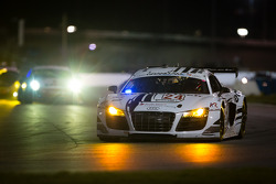 #24 Audi Sport Customer Racing/AJR Audi R8 Grand-Am: Filipe Albuquerque, Oliver Jarvis, Edoardo Mort