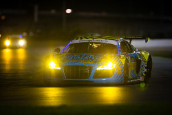 #13 Audi Sport Rum Bum Racing Audi R8 Grand-Am: Frank Biela, Christopher Haase, Matt Plumb, Markus W