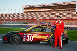 #30 MOMO/NGT Motorsport Porsche GT3: Henrique Cisneros