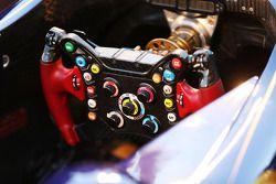 Scuderia Toro Rosso STR8 stuurwiel