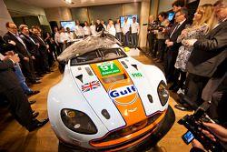 The 2013 Aston Martin Vantage GTE