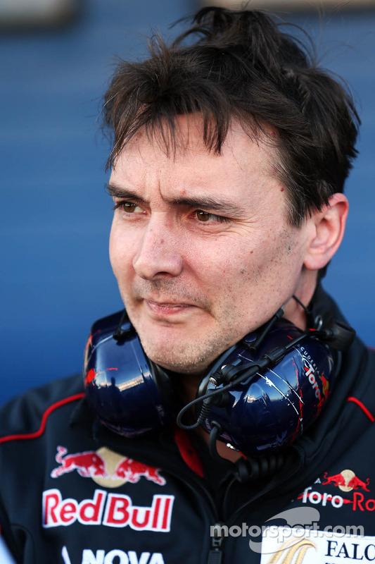James Key, Diretor Técnico da Scuderia Toro Rosso