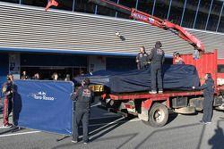 La Scuderia Toro Rosso STR8 de Daniel Ricciardo, Scuderia Toro Rosso
