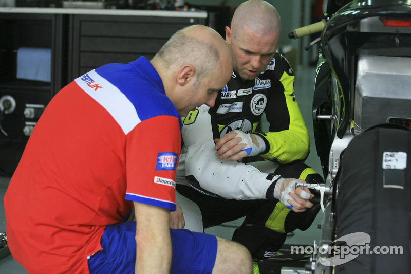 Michael Laverty, Paul Bird Motorsport