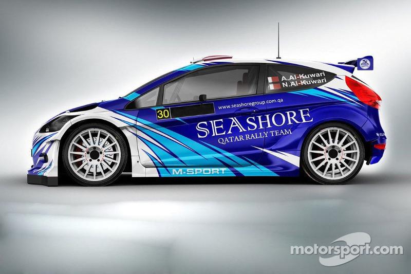Объявление M-Sport о программе Абдульазиза Аль-Кувари в WRC2, особое событие.