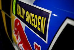Ралли Швеция, тестовый СУ.