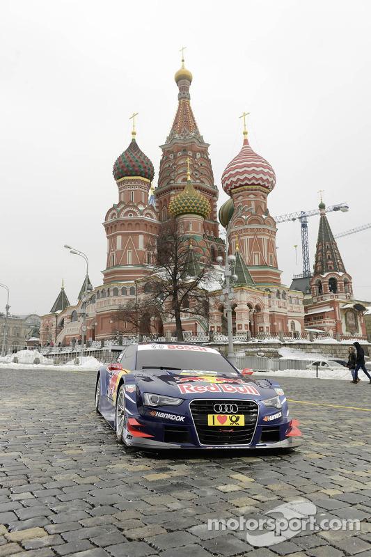 Audi desvenda seu carro para a DTM 2013