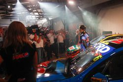 Will Davison e Mark Winterbottom apresentados pelo Team FPR Ford de 2013