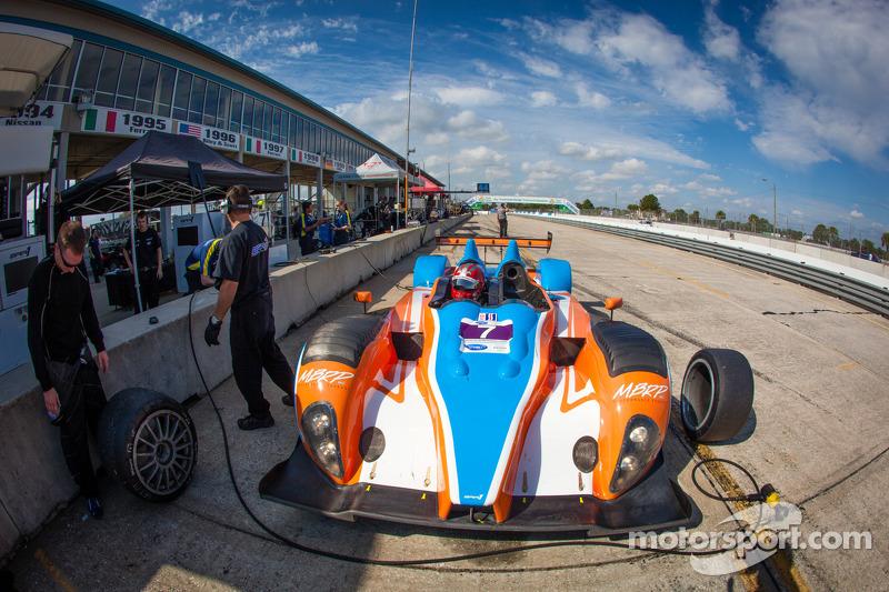 #7 BAR 1 Motorsports Oreca FLM09 Chevrolet: Rusty Mitchell, Chapman Ducote