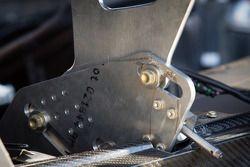 SRT Motorsports SRT Viper GTS-R asa traseira detalhe