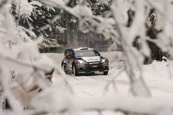 Matthew Wilson y Giovanni Bernacchini, Ford Fiesta RS WRC, M-Sport Ford World Rally Team