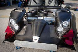 Peças de carroçaria para #6 Muscle Milk Pickett Racing HPD ARX-03c Honda