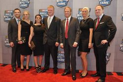 Rusty Wallace et sa famille