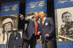 Rusty Wallace e Leonard Wood