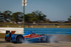 Rodada de #7 BAR 1 Motorsports Oreca FLM09 Chevrolet: Rusty Mitchell, Chapman Ducote, Tomy Drissi