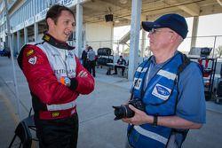 Spencer Pumpelly com Motorsport.coms Joe Jennings