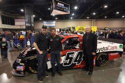 Darrell Wallace Jr. announced as driver of Kyle Busch's Toyota Car truck with Joe Gibbs