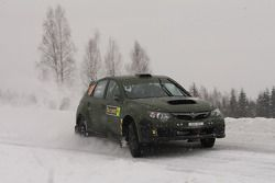 Lorenzo Bertelli and Lorenzo Granai, Subaru Impreza STi