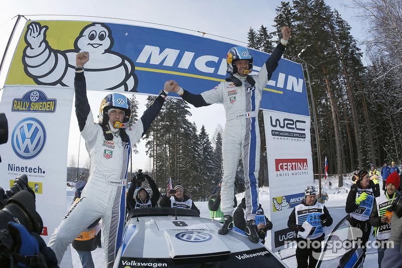 Suède 2013 : 1re victoire avec Volkswagen
