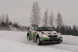Sepp Wiegand and Timo Gottschalk, Skoda Fabia S2000