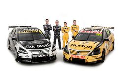 Rick Kelly, Todd Kelly, James Moffat e Michael Caruso