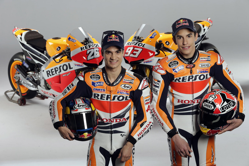 2013-2018: Dipasangkan dengan Marquez