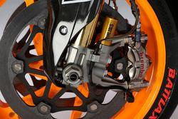 El Repsol Honda Team challenger 2103