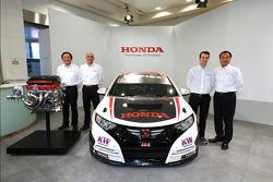 Тьягу Монтейру. Пресс-конференция Honda Racing, особое событие.
