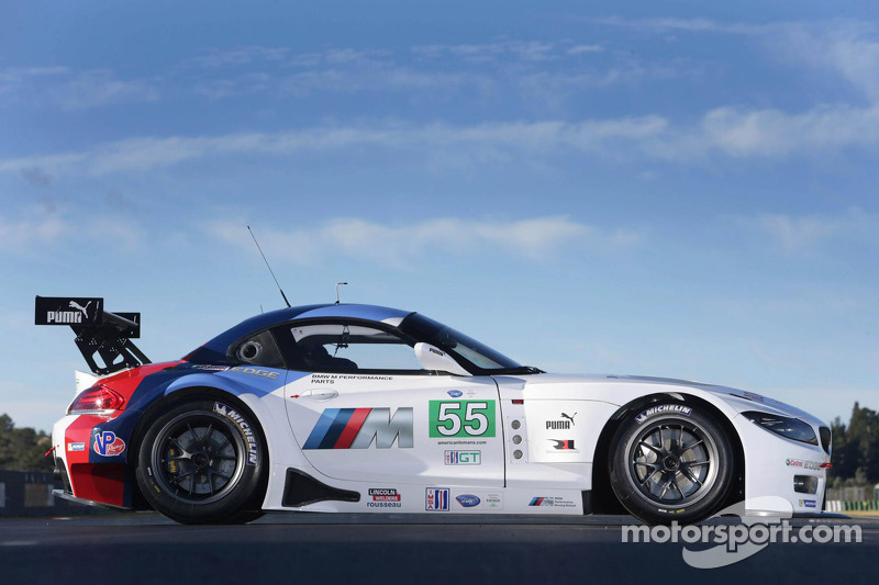 BMW Z4 GTE onthulling