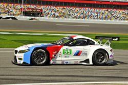 2013 BMW Z4 GTE does a few demonstração laps