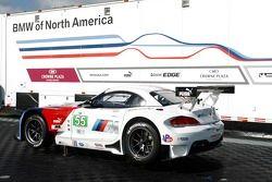 New BMW Z4 GTE