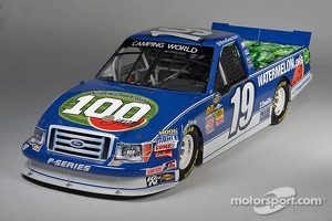 Ross Chastain's BKR truck