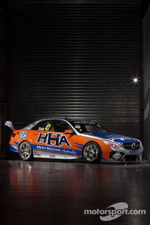 The Mercedes of Tim Slade