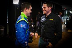 Casey Mears, Germain Racing de Ford e Brian Vickers