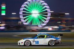 #18 Muehlner Motorsports America Porsche GT3: Mark Thomas