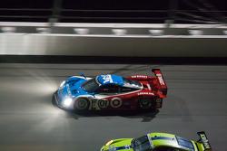 #01 Chip Ganassi Racing with Felix Sabates BMW Riley: Charlie Kimball, Juan Pablo Montoya, Scott Pru
